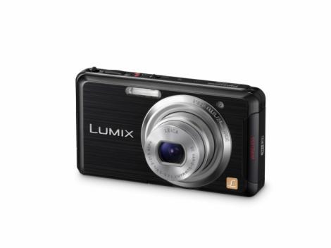 Lumix FX90, camera foto cu cu conexiune WiFi si conectare la Facebook!