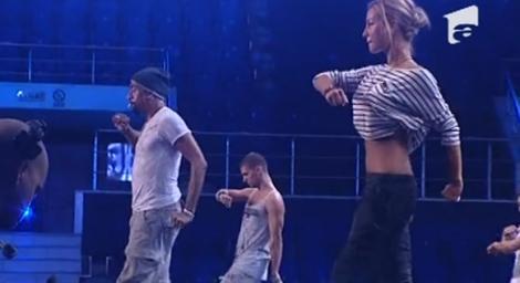 VIDEO! Probe de foc la X Factor! Vezi imagini inedite!