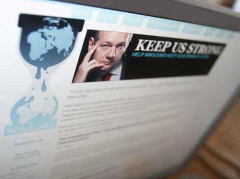 Un atac cibernetic a vizat site-ul WikiLeaks.org