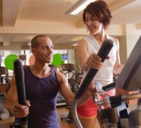 Da burta jos prin exercitii aerobice!