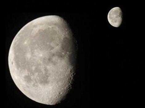 Doua Luni ar fi putut orbita Pamantul cu miliarde de ani in urma!