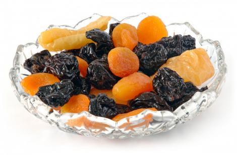 Efectele incredibile ale fructelor uscate asupra sanatatii