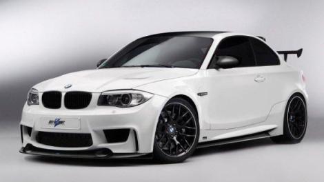 FOTO: BMW seria 1 M in varianta RevoZport