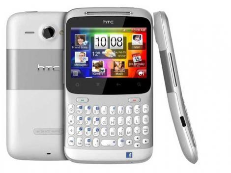 Dedicat celor care nu mai au rabdare: HTC ChaCha