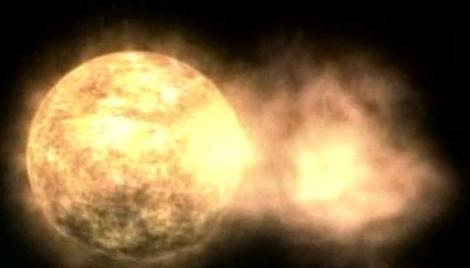 Pamantul, amenintat de o furtuna geomagnetica din cauza eruptiilor solare