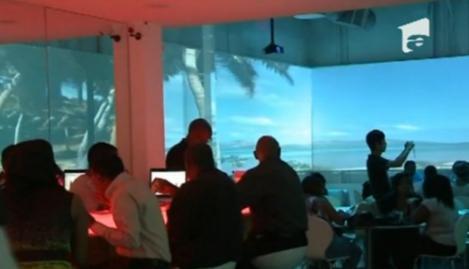 VIDEO! Vezi cum arata un restaurant de ultima generatie!