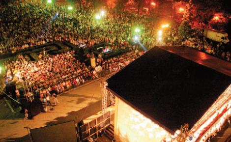 Promenada Operei, un concert extraordinar in aer liber in Capitala