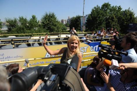 """MDRT propune slogan turistic pentru Capitala: """"Europa este mai tanara la Bucuresti"""""""