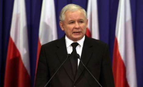 Jaroslaw Kaczynski: Crearea unei armate europene ar transforma UE intr-o superputere