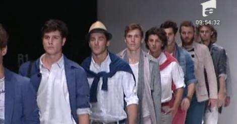 VIDEO! Saptamana Modei de la Istanbul, dedicata exclusiv barbatilor!