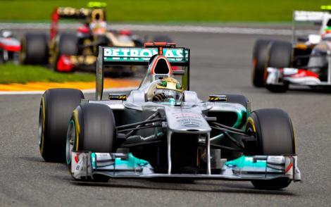 F1, MP Monza: Show Schumacher, pe muzica lui Vettel
