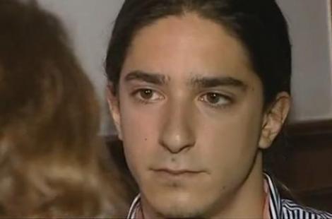 """Andrei Placinta, in fata judecatorilor: """"Am fumat canabis in perioada liceului din strainatate"""""""