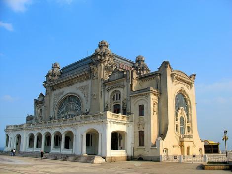 Elena Udrea a primit Cazinoul din Constanta spre renovare
