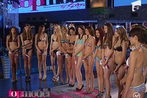 VIDEO! Uite cum arata finalistele Next Top Model 2!
