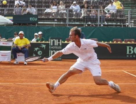 Cupa Davis: Romania vs Cehia, programul disputelor