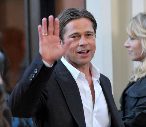 VIDEO! Brad Pitt a marturisit motivele despartirii de Jennifer Aniston!