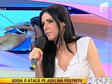 VIDEO! Cristina Roman, suparata pe nasul Adelinei Pestritu!