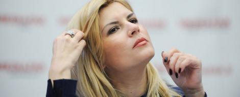 Elena Udrea cere inca UN MILIARD de euro pentru ministerul sau!