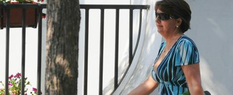 "Protest la ""Munca"": Sulfina Barbu si Ioan Botis, huiduiti copios"