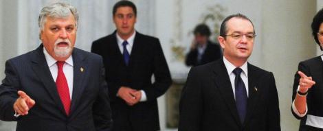 Vicepresedintele pedelist al Senatului, Petru Filip, ii contrazice pe Boc si pe Basescu : Regiunea nu poate exista fara judete
