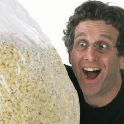 Popcornul si jumarile sunt sanatate curata!