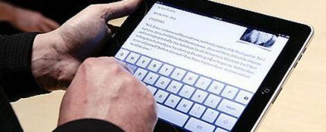 SUA: Demascati de tehnologie. Doi hoti prinsi cu ajutorul unui iPad