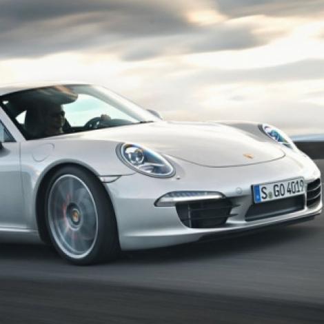Porsche 911 nu este superstitios
