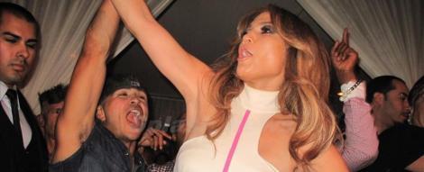 VIDEO! Jennifer Lopez rupe cluburile din Las Vegas!