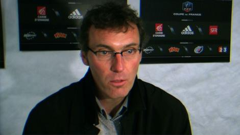 """Laurent Blanc: """"Meciul e mai important pentru voi decat pentru noi"""""""