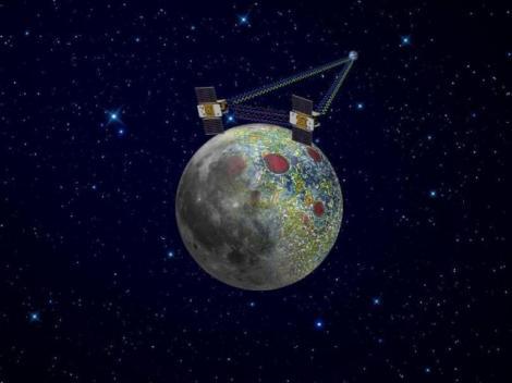 NASA pregateste lansarea a doua sonde spre Luna