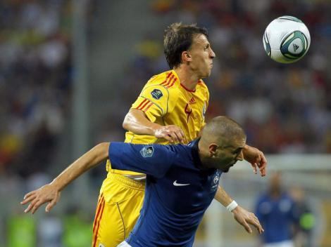 Pentru ca Sagna se pronunta altfel decat Neagoie / Romania - Franta 0-0