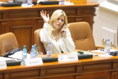 """Udrea e """"Domnul Elena Gabirela Udrea"""", pentru cei de la FRF"""