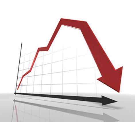 Deficitul comercial, in scadere cu 5,5% la 7 luni