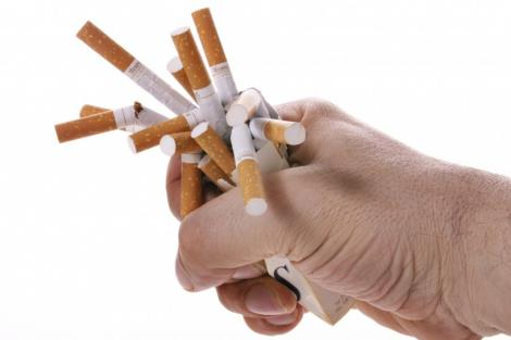 E oficial! Plasturii cu nicotina nu te ajuta sa renunti la fumat