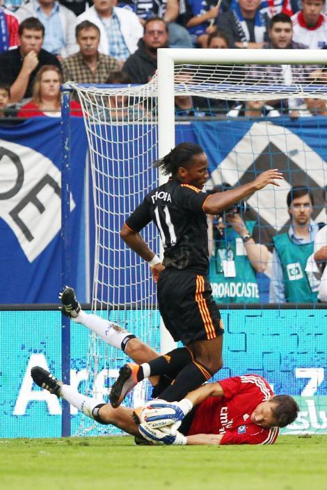 Drogba a marcat al 50-lea gol pentru Coasta de Fildes