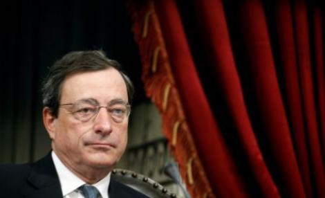 """Presedintele BCE: Situatia economica este """"foarte grava"""""""