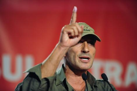 Radu Mazare: Dupa ce pica regimul Basescu, jandarmii care au lovit cu picioarele, cu bulanele, vor raspunde