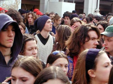 Uniunea Studentilor din Romania nu va participa la actiunile de protest