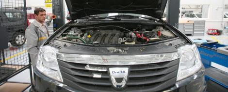 Dacia a ramas pe primul loc in topul vanzarilor si in 2011