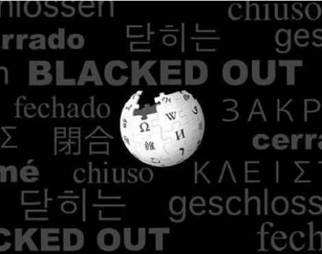 Cum sa iei informatiile de pe Wikipedia, in ciuda protestului impotriva SOPA