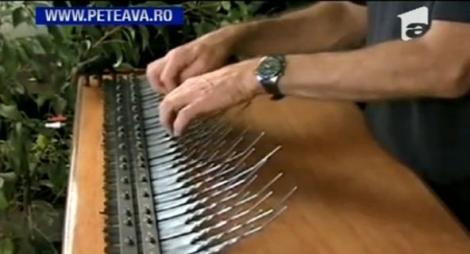 VIDEO! Vezi cum arata un pian neconventional!