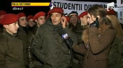 """Radu Mazare: """"Pe Oprescu il ard bancutele"""""""
