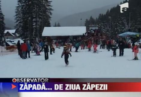VIDEO! Ziua Mondiala a Zapezii, serbata pe partie