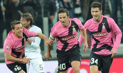 Juventus - Roma 3-0 / Liderul e in semifinale Cupei