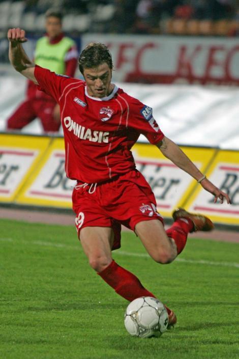 """Cristi Pulhac: """"Forza Steaua"""""""
