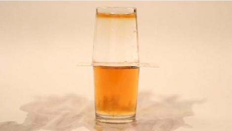 VIDEO TRUC! Afla cum sa transformi apa in whisky!