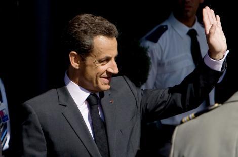 "Nicolas Sarkozy ii cere liderului sirian Bashar al-Assad sa renunte la putere: ""Poporul trebuie sa isi decida singur destinul"""