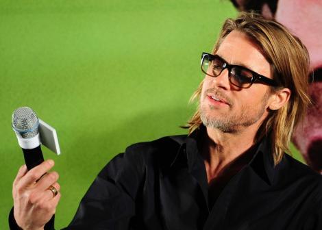 FOTO! Brad Pitt, cel mai rentabil actor in 2011