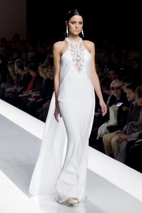 FOTO! Fausto Sarli si-a lansat colectia couture de rochii de mireasa