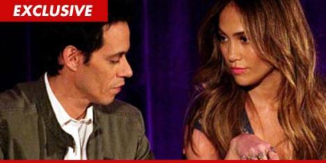 Marc Anthony si Jennifer Lopez - posibila impacare!